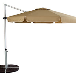 Small Image of Hartman Focus Free Arm Parasol in Calico