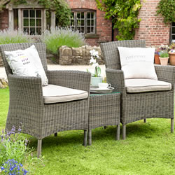 Small Image of Hartman Toscana Duet Rattan Furniture Set