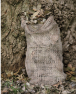 Small Image of Jute Naturally Composting Sack Pack of Three - Haxnicks