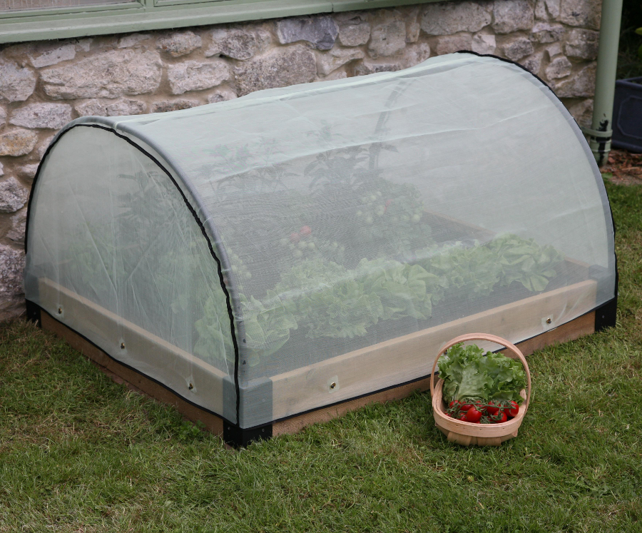 Haxnicks Raised Bed Pest Protection Cover Garden4less Uk Shop