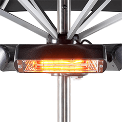 Small Image of Heatmaster Slimline Super Parasol Attaching Heater