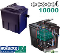 Image of Hozelock Ecocel 10000 Pond Filter