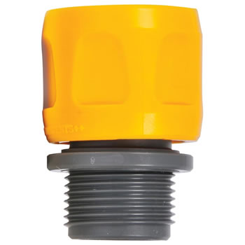 Image of Hozelock Flat Hose Adaptor - 2170