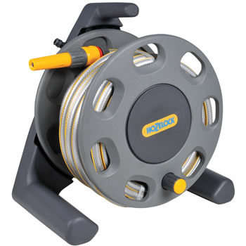 Image of Hozelock Hose Reel with 25m Hose - 2412