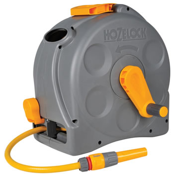 Image of Hozelock Compact Reel with 25m Hose