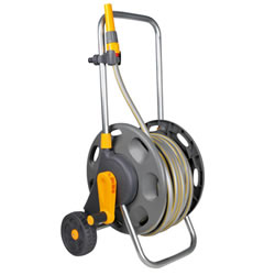 Small Image of Hozelock 60m Hose Cart With 50m Hose