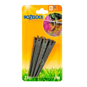 Image of Hozelock Micro Irrigation Micro Tube Stake (4mm) - 2781
