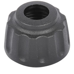 Small Image of Hozelock Micro Irrigation Adaptor Nuts - Pack of 5