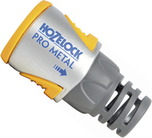 Image of Hozelock Pro Metal Hose End Connector