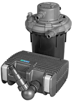 Image of New Hozelock Bioforce 3000 UVC Filtration System - 1400