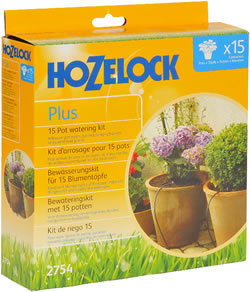 Image of Hozelock Watering Kit Mini 15 - 2754