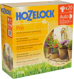 Image of Hozelock Automatic Watering Kit Deluxe 20 - 2756-2757