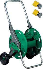 Image of Hozelock Hose Cart, 60m Capacity - 2398