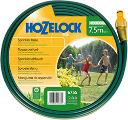Image of Hozelock 7.5m Sprinkler Hose - 6755