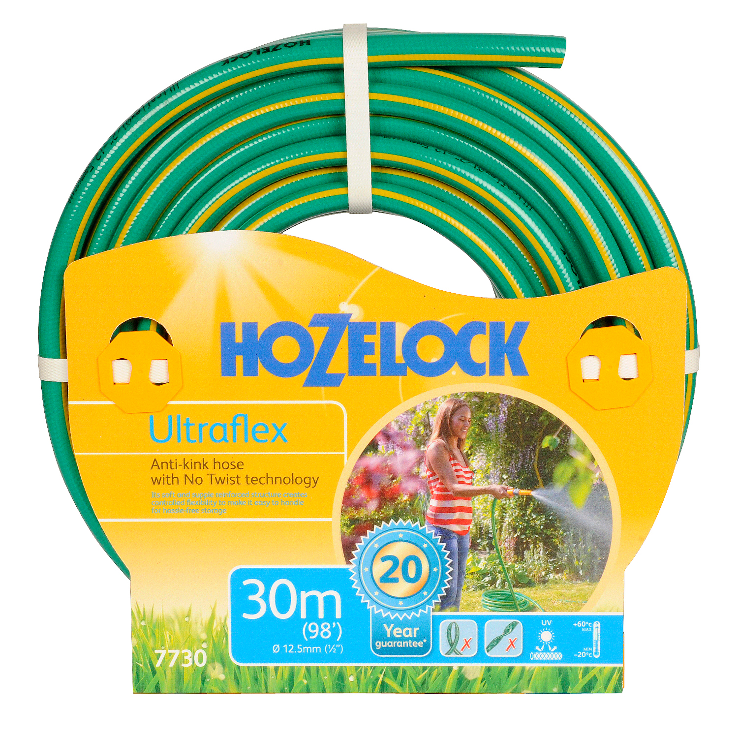 Hozelock 30m ultraflex hose garden4less uk shop for Gardening 4 less reviews