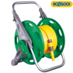 Hozelock 60m 2 in 1 Hose Storage System with 50m of Hose
