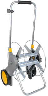 Image of Hozelock 90m Metal Hose Cart