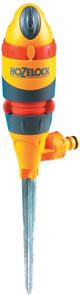 Image of Hozelock AquaStorm 360 2in1 Sprinkler