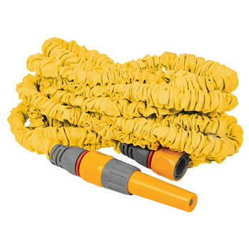 Image of Hozelock Superhoze Expandable Garden Hose - 30m