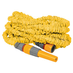Small Image of Hozelock Superhoze Expandable Garden Hose - 30m