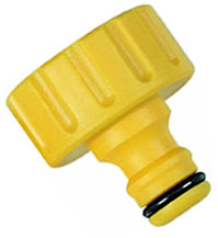 Image of Hozelock 3/4 inch BSP female thread tap connector - 2167