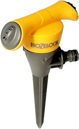 Image of Hozelock Vortex Spike Sprinkler - 2510