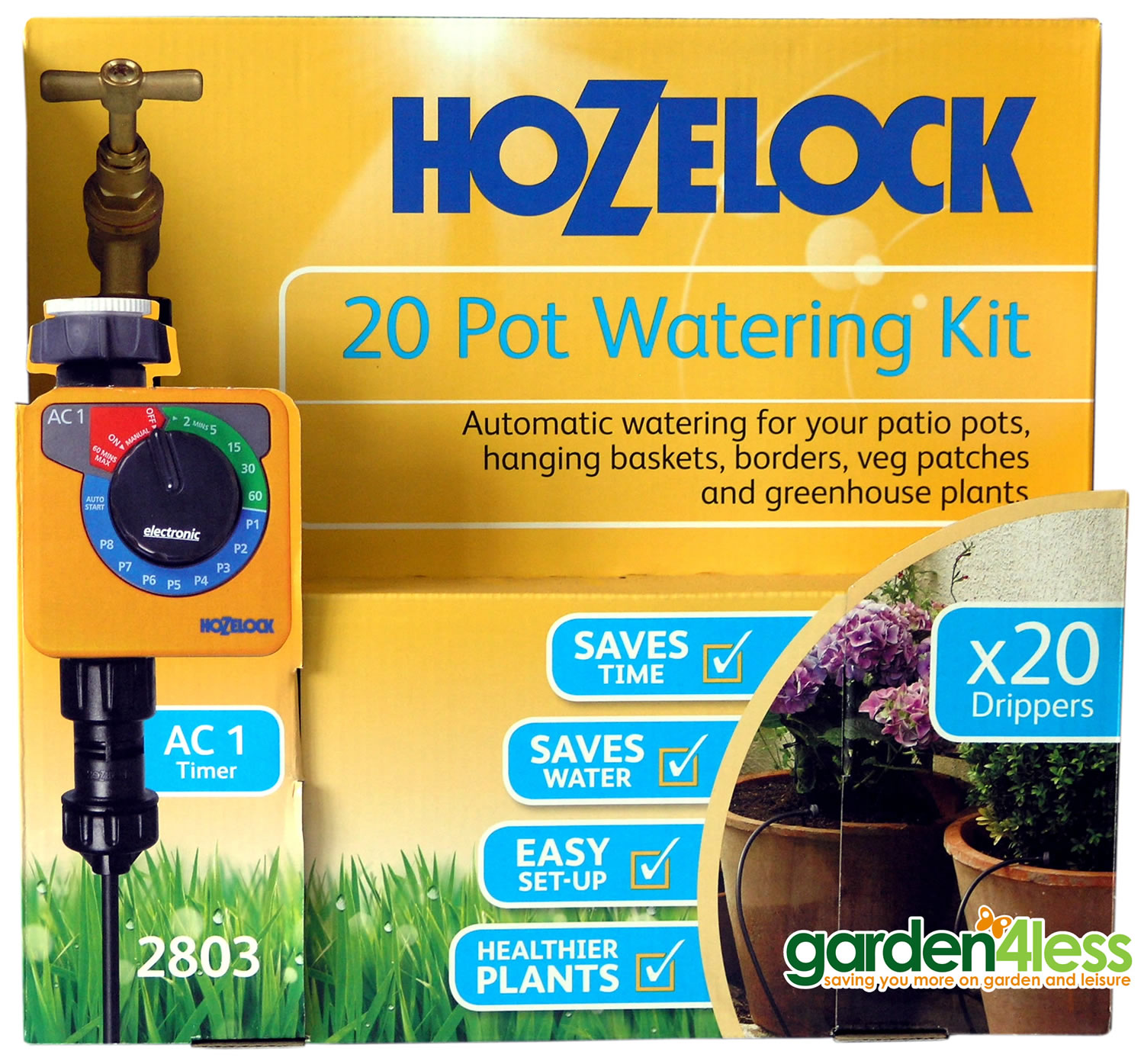 Water-repellent watering, what reviews 4
