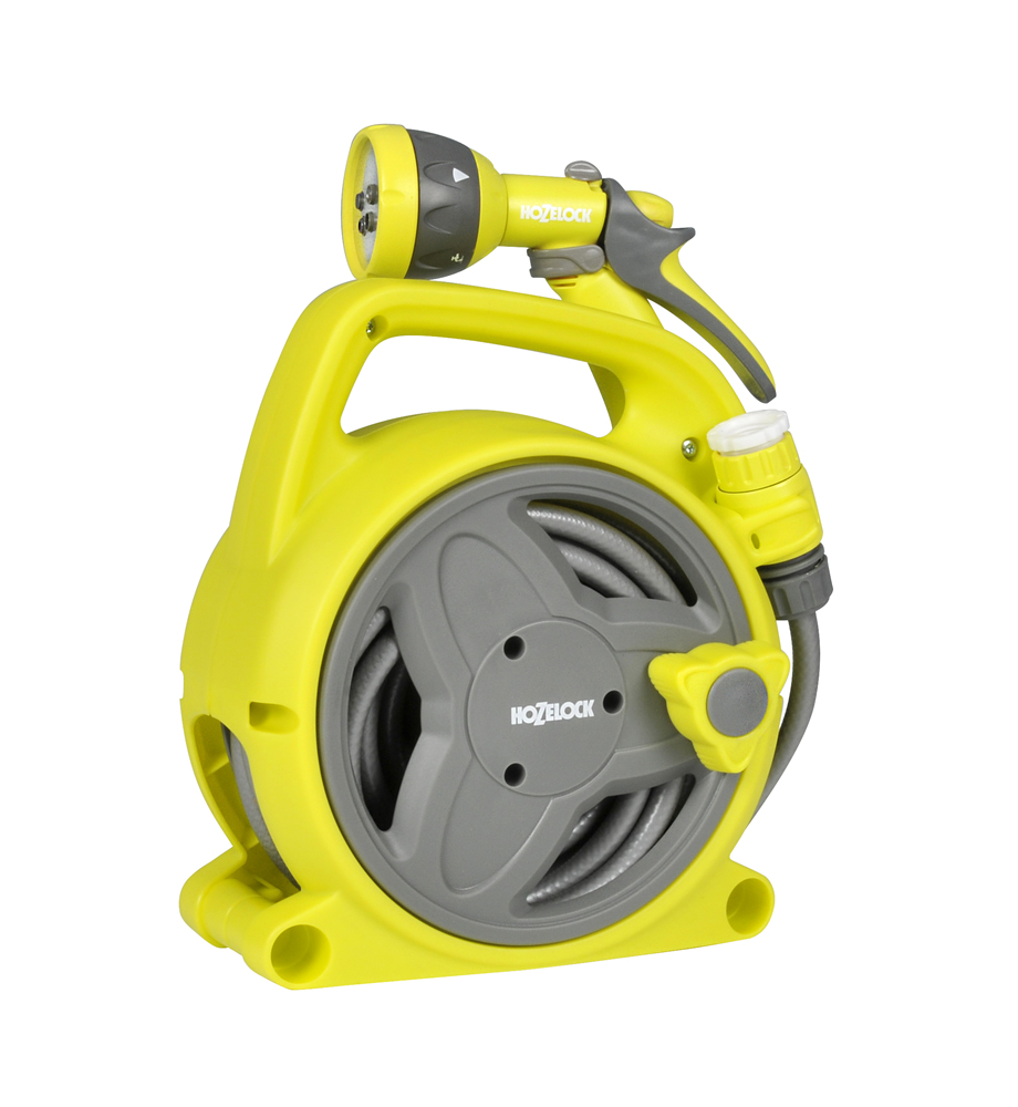 Hozelock New Seasons 10m Pico Reel & Gun Set Lime - £29.99