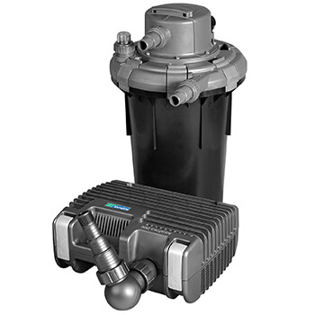 Image of New Hozelock Bioforce 4500 UVC Filtration System - 1401