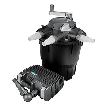 Image of New Hozelock Bioforce Revolution 6000 UVC Filtration System - 1402