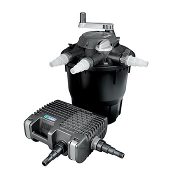 Image of New Hozelock Bioforce Revolution 9000 UVC Filtration System - 1403