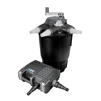 Image of New Hozelock Bioforce Revolution 14000 UVC Filtration System - 1404