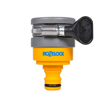 Image of Hozelock Round Mixer Tap Connector - 2177