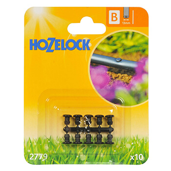 Image of Hozelock Micro Irrigation Blanking Plug - 2779