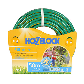 Image of Hozelock 50m Ultraflex Hose