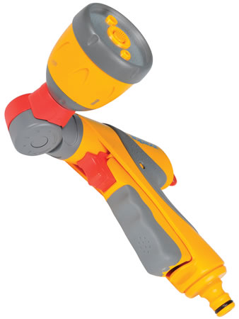 Image of Hozelock Ultra Twist Spray Gun / Sprinkler