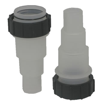 Image of Hozelock Spare UVC Stepped Hosetails - 1537
