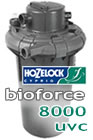 Hozelock Bioforce 8000 UVC Filter - 1385