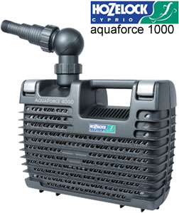 Image of Hozelock Aquaforce 1000 Pump