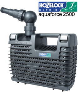 Image of Hozelock Aquaforce 2500 Pump