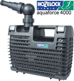 Image of Hozelock Aquaforce 4000 Pump