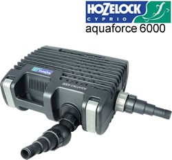 Image of Hozelock Aquaforce 6000 Pump
