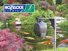 Image of Hozelock Automatic Fish Food Feeder