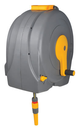 Image of Hozelock Fast Reel 40m Wall Mounted - 2496