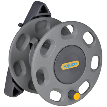 Image of Hozelock Wall Mounted Reel with 30m Capacity - 2420