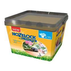 Small Image of Hozelock 15 Pot Micro Drip Watering Kit