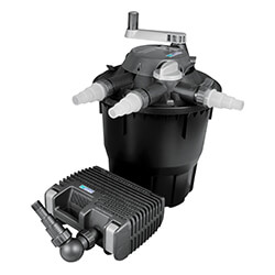 Small Image of New Hozelock Bioforce Revolution 6000 UVC Filtration System - 1402
