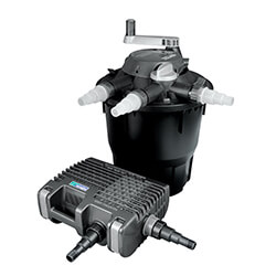 Small Image of New Hozelock Bioforce Revolution 9000 UVC Filtration System - 1403