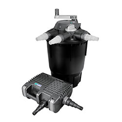Small Image of New Hozelock Bioforce Revolution 14000 UVC Filtration System - 1404