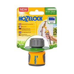 Small Image of Hozelock Soft Touch Hose End Connector - 2070